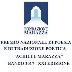 Bando Premio Marazza 2017